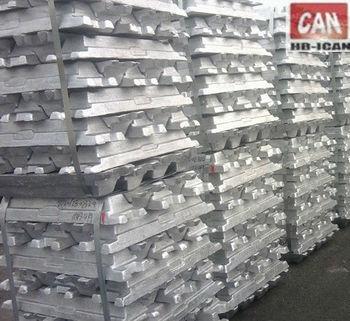 2013 National Standard Pure Zinc Ingot 99.995%
