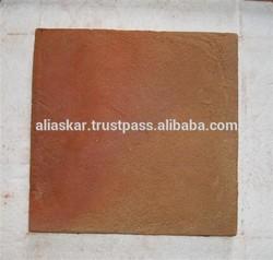Terra Cotta Clay Tiles & Pavers