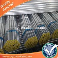ERW Table Pipe /GI Pipe/Galvanized Steel Tube
