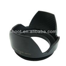 HOT-selling 58mm Petal Lens Hood for Canon EOS 1100D 1000D 600D 550D 500D 60D 18 to 55mm lens