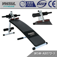 2013 newest sit up bench with spring AB07D-3