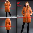 813C6021 Hot!!! 2013 Branded Wholesle Women Shiny Down Jackets In Winter