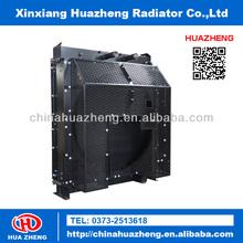 Aluminum Copper Manufacturer Generator Radiator For Perkins