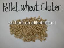 Fish feed wheat gluten