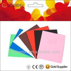 PVC note book cover,stretchable book cover