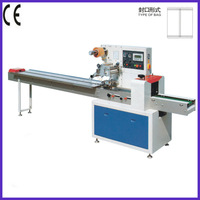 automatic pillow lollipop candy packing machine (low price) SZ-350