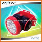 rechargeable led camping head light