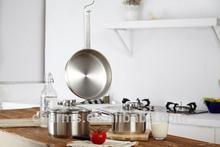 smart kitchenware with sauce pot milk pan frying pan