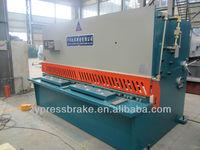 hydraulic numeric control sheet metal cutting tools/shears