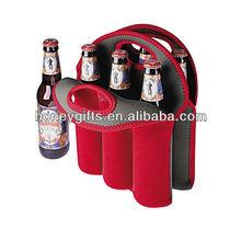 Neoprene 6packed wine bottle cooler