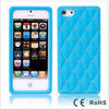 For iPhone 5 5s shining diamond starry sky silicon case