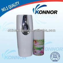 ABS plastic battery power auto perfume dispenser air fragrance dispenser