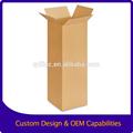 2014 fuerte caja de cartón / venta al por mayor de cartón caja de cartón corrugado caja