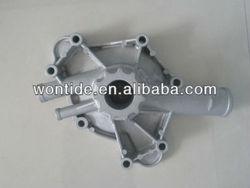 Aluminium die casting pump shell