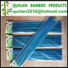 Blue Color Bamboo Flower Sticks Bamboo Plant Sticks