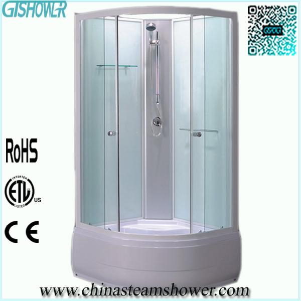 Corner Acrylic Showers Standard Size Corner Acrylic