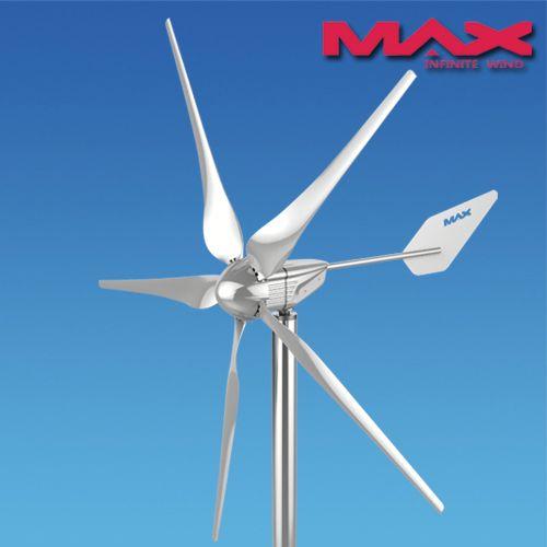 Max Series green energy low wind power generator