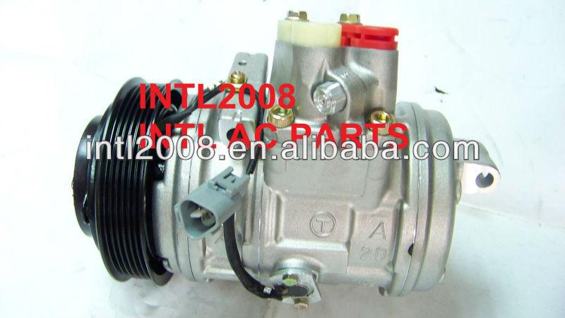 10PA20C COMPRESSOR Auto AC para Lexus LS 400 4.0l e Toyota Land Cruiser 447200 - 6072 447200 - 6073 447200 - 6543 447200 - 6544