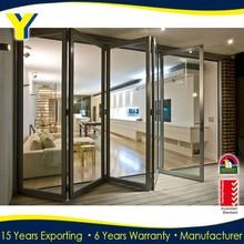 Australian Standards AS2047 AS/NZS2208 AS1288 aluminium double glazed windows and doors | Aluminium Folding Door