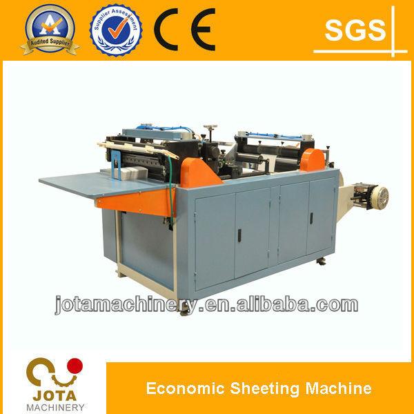 Automatic Plastic Film Roll Slitting and Sheeting Machine,Economic Paper Sheeting Machine,Paper Cutting Machine