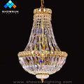 moderno de guangdong zhongshan de cristal de la lámpara colgante