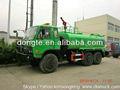 Caminhão dta caminhão fora de estrada caminhões de água 6x6 road tanker petroleiro da água de caminhão 18,000-25,000l