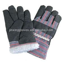 Winter thick warm gloves