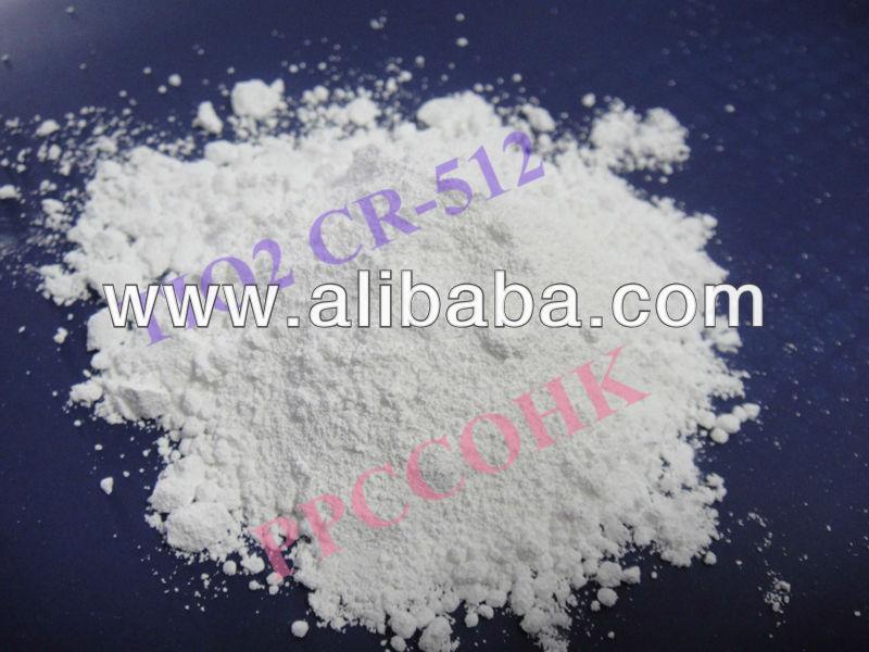 Titanium Dioxide Rutile CR-512