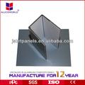 la densité des matériaux de construction