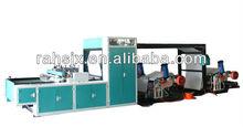 HQ-1100C PLC control two rolls A4 copy print paper cutter and slitter machine