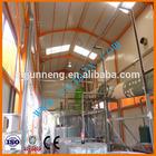 ZSA Green Technology black motor oil refining plant