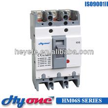HS06S ABS 63S 3P MOULDED CASE CIRCUIT BREAKER
