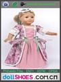 Gracefull 18-Zoll-Puppe kleid puppenkleider american mädchen puppe kleid,