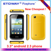 6310 2013 new hot cheap android 2.3.6 jelly bean phone