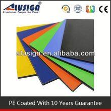 ACP fiberglass composite panels
