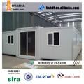 Bajo- costo ampliable de cabina portátil de oficina para cuarto de baño aseo ducha