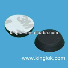 Adhesived silicone rubber anti-slip foot pad eva foot pad