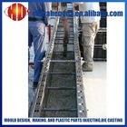 Plastic formwork construction
