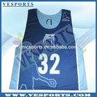 Custom Promotional Box Lacrosse Team Uniforms