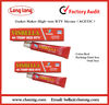 Red HIGH TEMPERATURE RTV silicone Gasket Maker 25ml/15ml