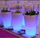 Elegant Creative Design Decorative Glowing Flower Pot