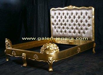 Bedroom set - Jepara furniture - Mahogany furniture, View Bedroom