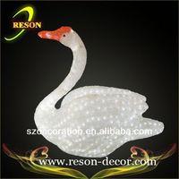 CE ROHS RS-Animal16 garden decor goose