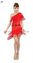 Latin dance dress L-7033#