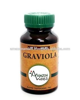 Graviola or soursop organic tablets(600 mg) service OEM