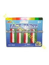 hot sale Face & Body Paint Painting Halloween Party Art Kit passed ASTM D4236&EN71