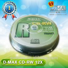 Rewritable Format dvd rw for dvd cd duplicator