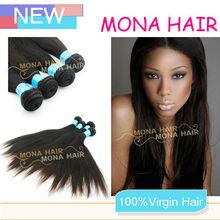 6A no chemical process no shedding Mona Hair vietnam product