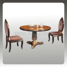 2013 newest design restaurant dining tables and chairs SC-D5802