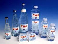 Vittel French Mineral Water - Maximum Shelf Life